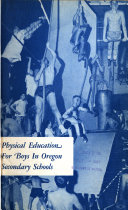 Physical Education for Boys in Oregon Secondary Schools