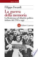 La guerra della memoria