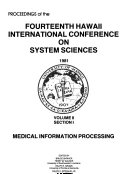 Proceedings of the fourteenth Hawaii International Conference on System Sciences