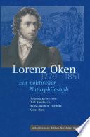 Lorenz Oken (1779–1851)