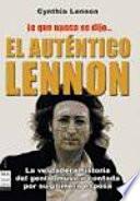 El auténtico Lennon