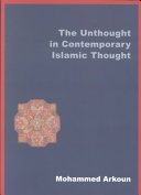 The unthought in contemporary Islamic thought