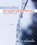 Introduction To Engineering book