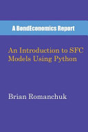 An Introduction To Sfc Models Using Python