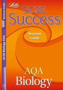 Gcse Success Rev Gd Aqa Biology