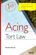 Acing Tort Law