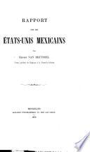 Rapport sur les États-Unis mexicains