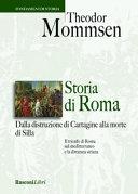 Storia di Roma  Dalla distruzione di Cartagine alla morte di Silla