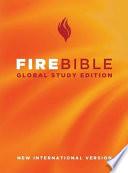 Fire Bible NIV Global Study