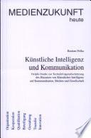 K  nstliche Intelligenz und Kommunikaton