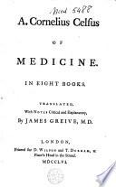Medicine /