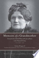 Memoirs of a Grandmother