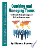 Coaching and Managing Teams with Confidence