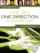 Really Easy Piano  One Direction Bumper Songbook