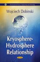 Kryosphere Hydrosphere Relationship book