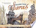 Thank You  Sarah