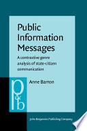 Public Information Messages