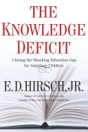 The Knowledge Deficit