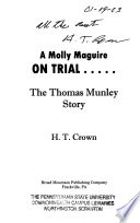A Molly Maguire on Trial--