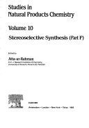 Stereoselective Synthesis book