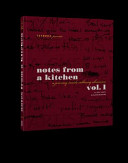 Notes from a Kitchen
