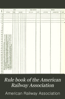 Rule Book of the American Railway Association