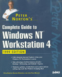 Peter Norton's Complete Guide to Windows NT Workstation 4