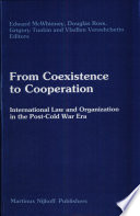 From Coexistence to Cooperation