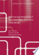 Multivariate Modelling of Non Stationary Economic Time Series