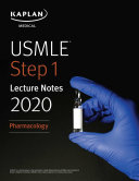 Usmle Step 1 Lecture Notes 2020 Pharmacology