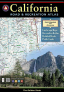 California Road and Recreation Atlas
