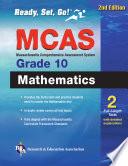 MCAS   Mathematics  Grade 10