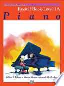 Alfred s Basic Piano Course Recital Book  Bk 1a