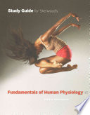 Study Guide for Sherwood s Fundamentals of Human Physiology  4th