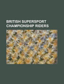 British Supersport Championship Riders