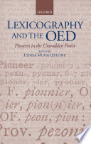 Lexicography and the OED