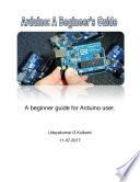 Arduino A Begineer S Guide