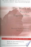 The Work of Psychic Figurability
