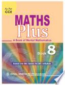 Maths Plus   A Book of Mental Mathematics