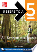 5 Steps to a 5 AP Environmental Science  2012 2013 Edition