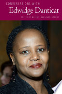Conversations with Edwidge Danticat  B 1969 And Her Ability To Depict Timely