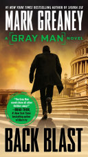 Back Blast-book cover