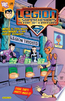 The Legion Of Super Heroes In The 31st Century 2007 16