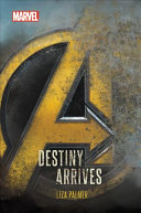 Avengers Infinity War Destiny Arrives
