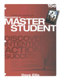 Bndl: Llf Becoming a Master Student