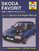 Skoda Favorit Haynes Service And Repair Manual