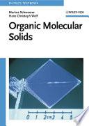 Organic Molecular Solids book