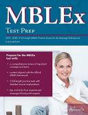 Mblex Test Prep 2019 2020