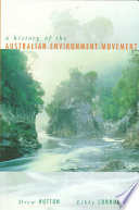 History of the Australian Environment Movement Book PDF