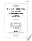 Galerie de la presse, de la littérature et des beaux-arts